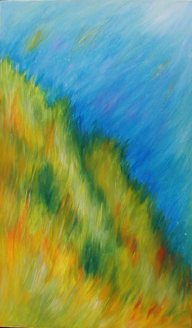 """oil on canvas - 20"""" x 12"""" - Sold"""