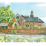 A Watercolour Tribute to Historic Churches of Jamaica by Juliet Thorburn - page 18